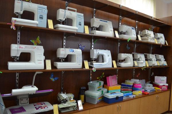 5 советов по выбору швейной машины