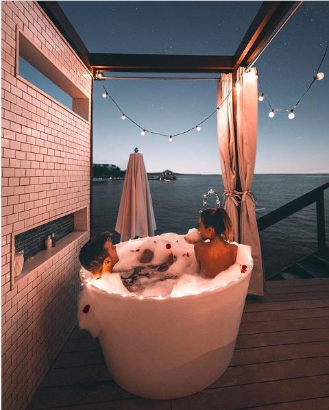 Dreamworthy Outdoor Baths - SISOO