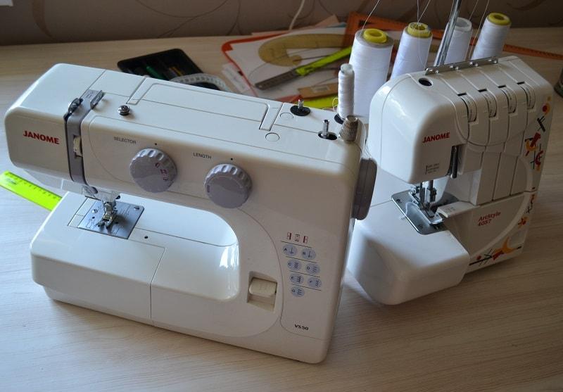 В чем разница между механической швейной машиной и электронной?