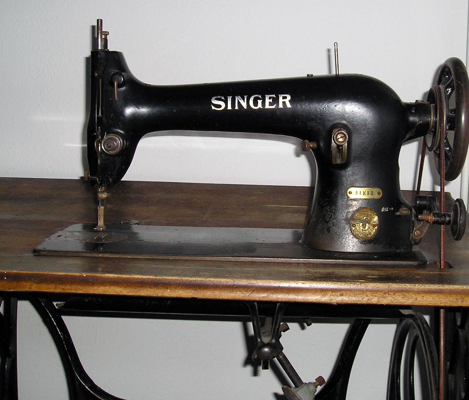 Важные факты о швейной машине Singer