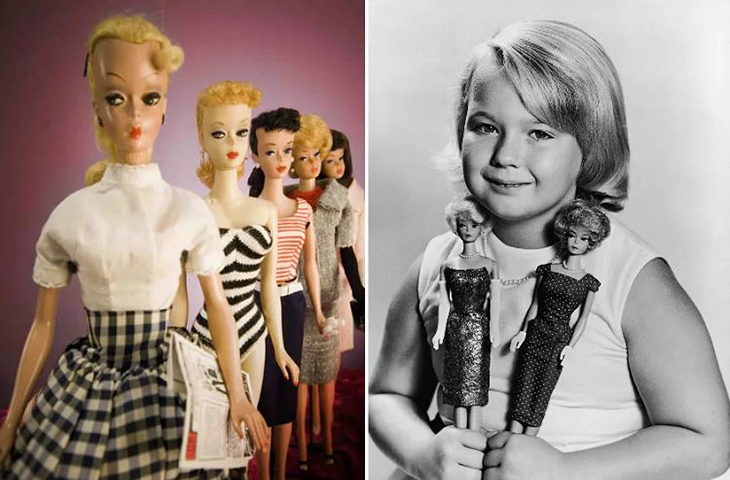 Первая кукла Барби