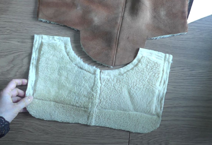 Мастер-класс по пошиву сапог-угги