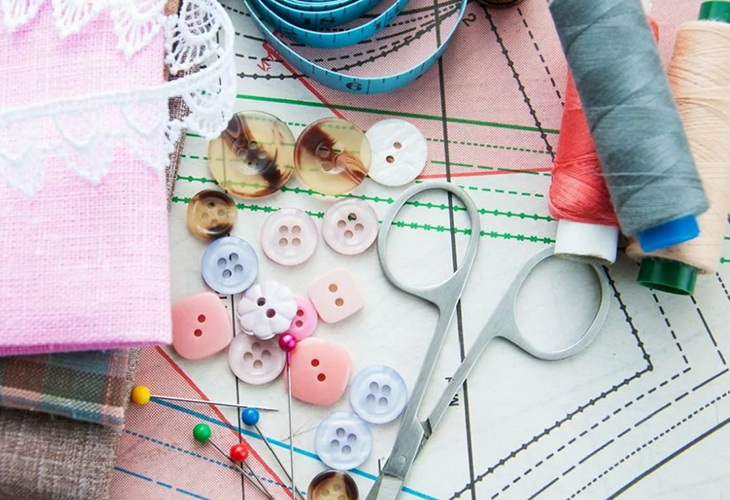 Инструменты и материалы для пошива игрушек