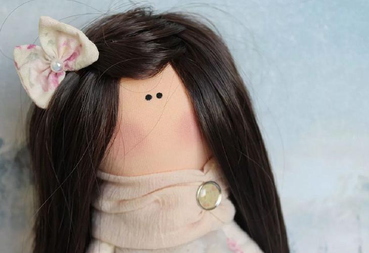 Мастер-класс по пошиву куклы Тильды