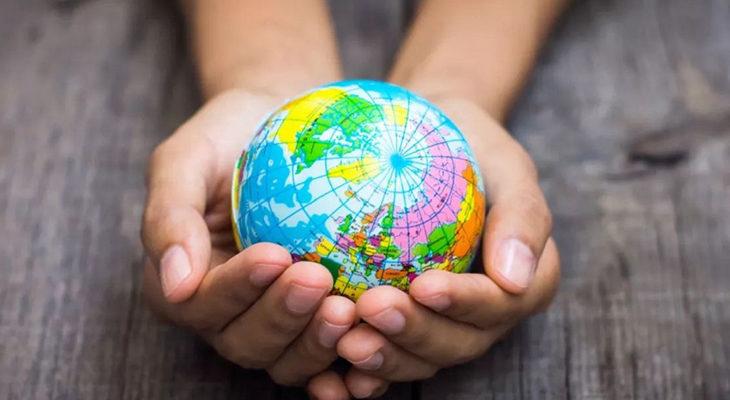 Как сделать глобус своими руками