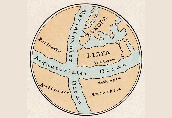 Первые карты