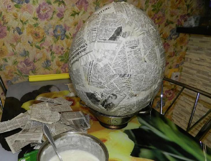 Мастер-класс по сборке пиньяты из бумаги