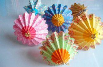 Зонты и их детали