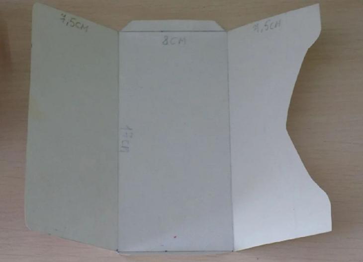 Мастер-класс по изготовлению конверта для денег