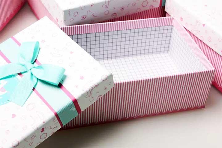 Коробочки из пакета