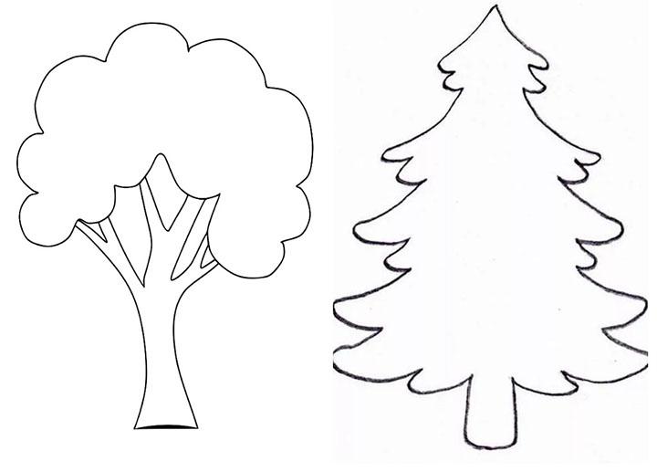 Схемы для деревьев