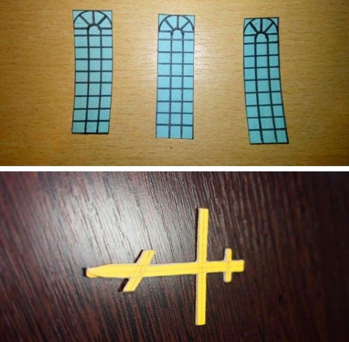 Элементы для церквушки